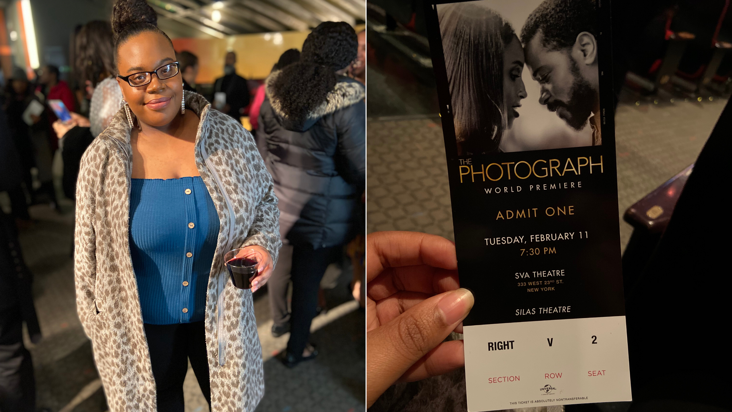 My Experience At The Photograph World Premiere