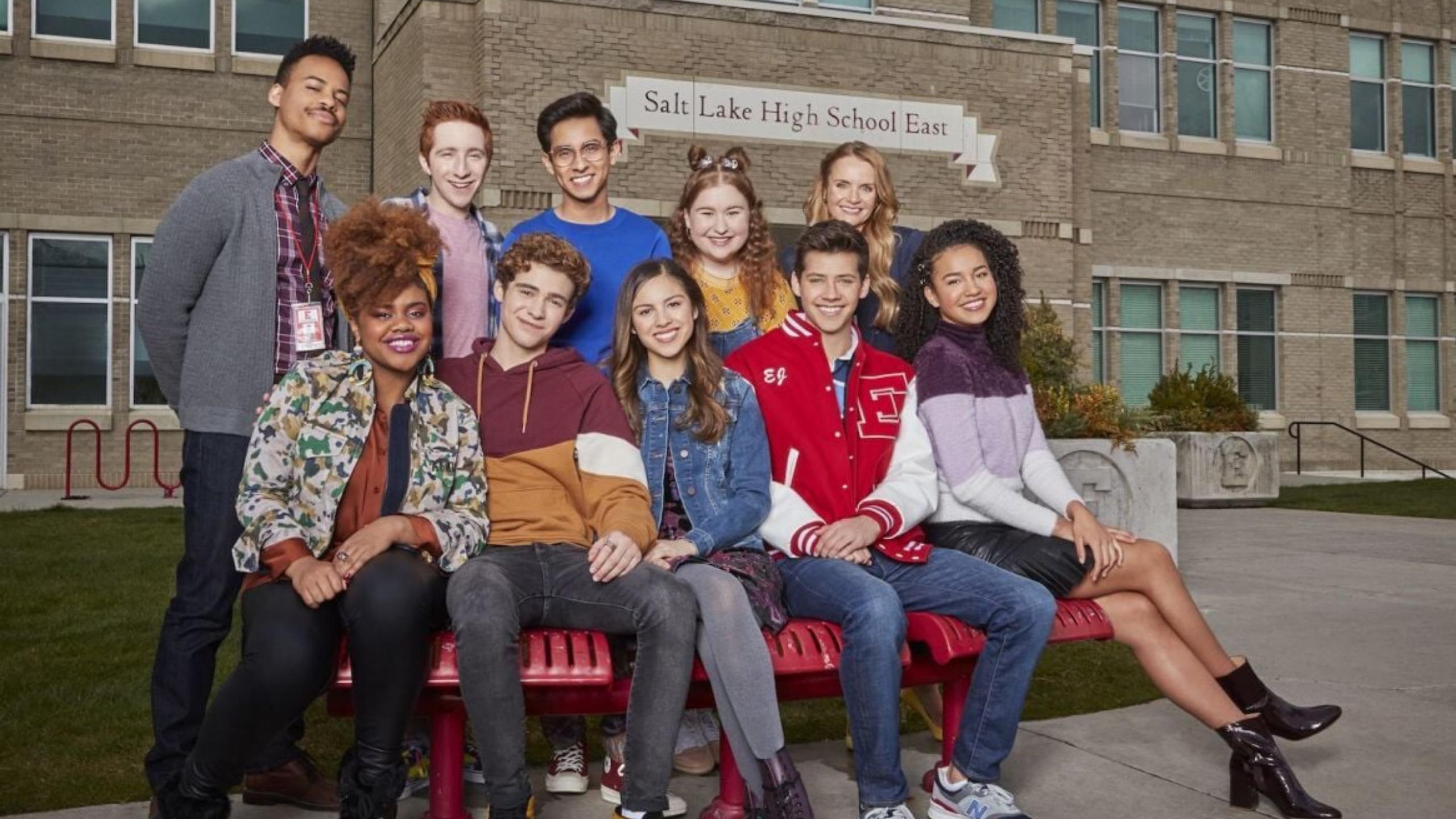 high school musical the series season 2