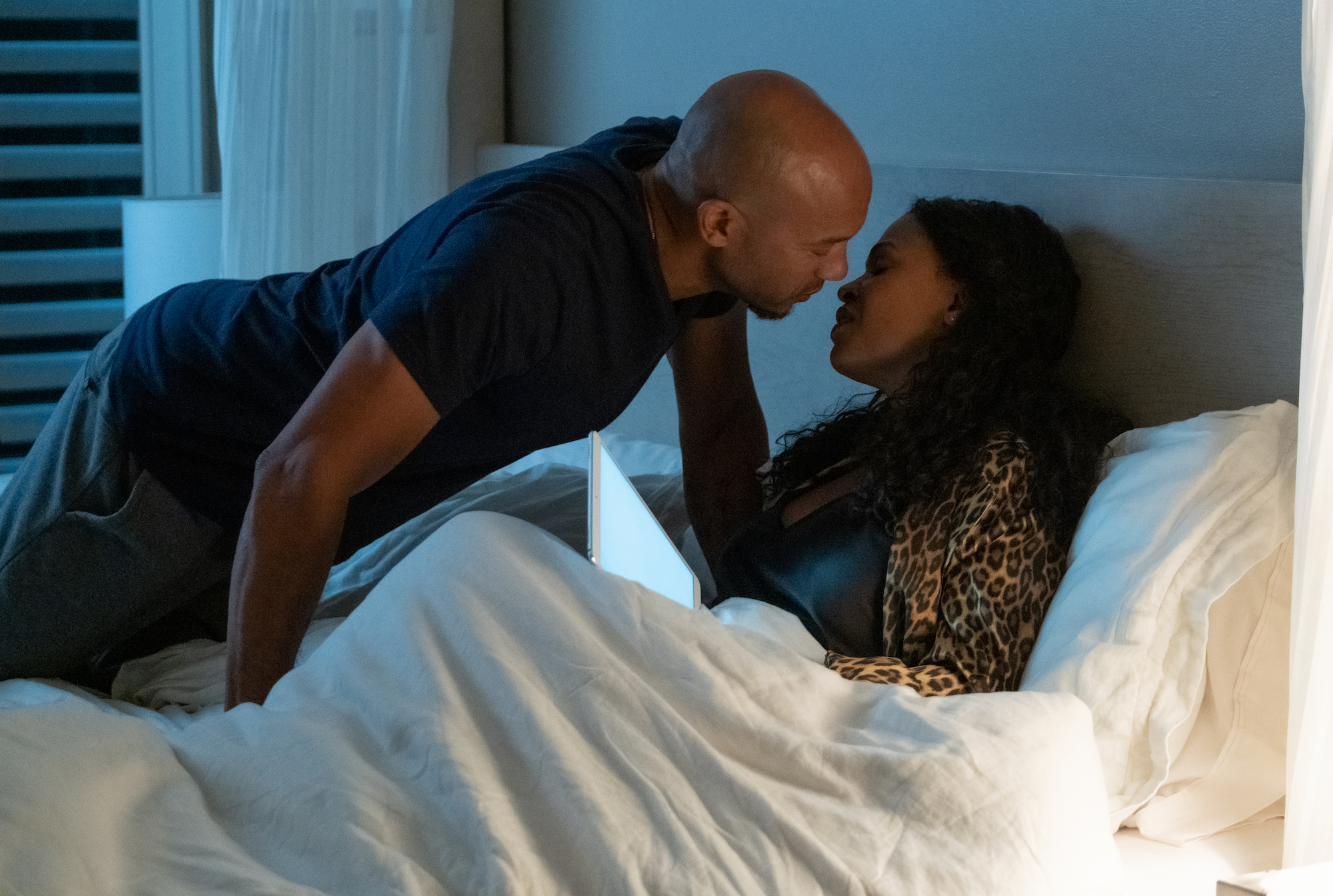 fatal affair netflix movie nia long stephen bishop