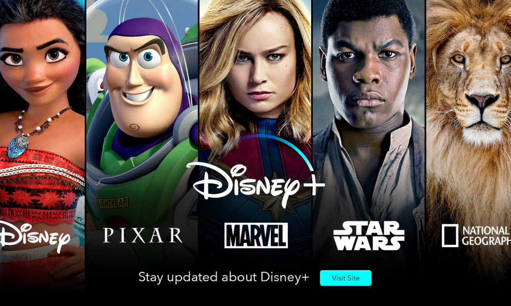 You're Going To Need Disney+ When It Releases, So Start Saving Those Coins
