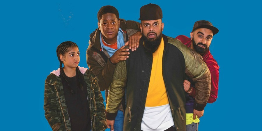 Man Like Mobeen On Netflix Is The Funniest Thing Since Slice Bread, Wait That's Not Right