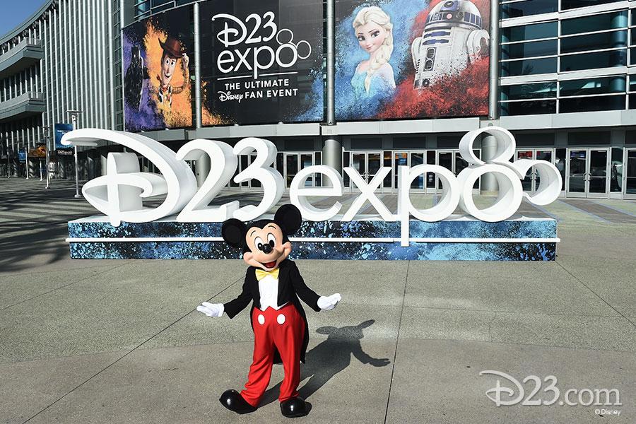 Disney's 2019 D23 Expo