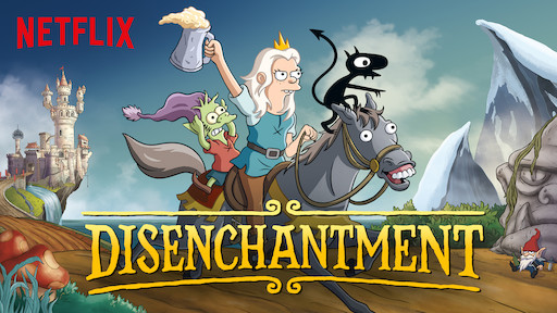 If You Watched 'The Simpsons' You Should Watch 'Disenchantment' On Netflix ASAP, Season 2 Releases Sept 20
