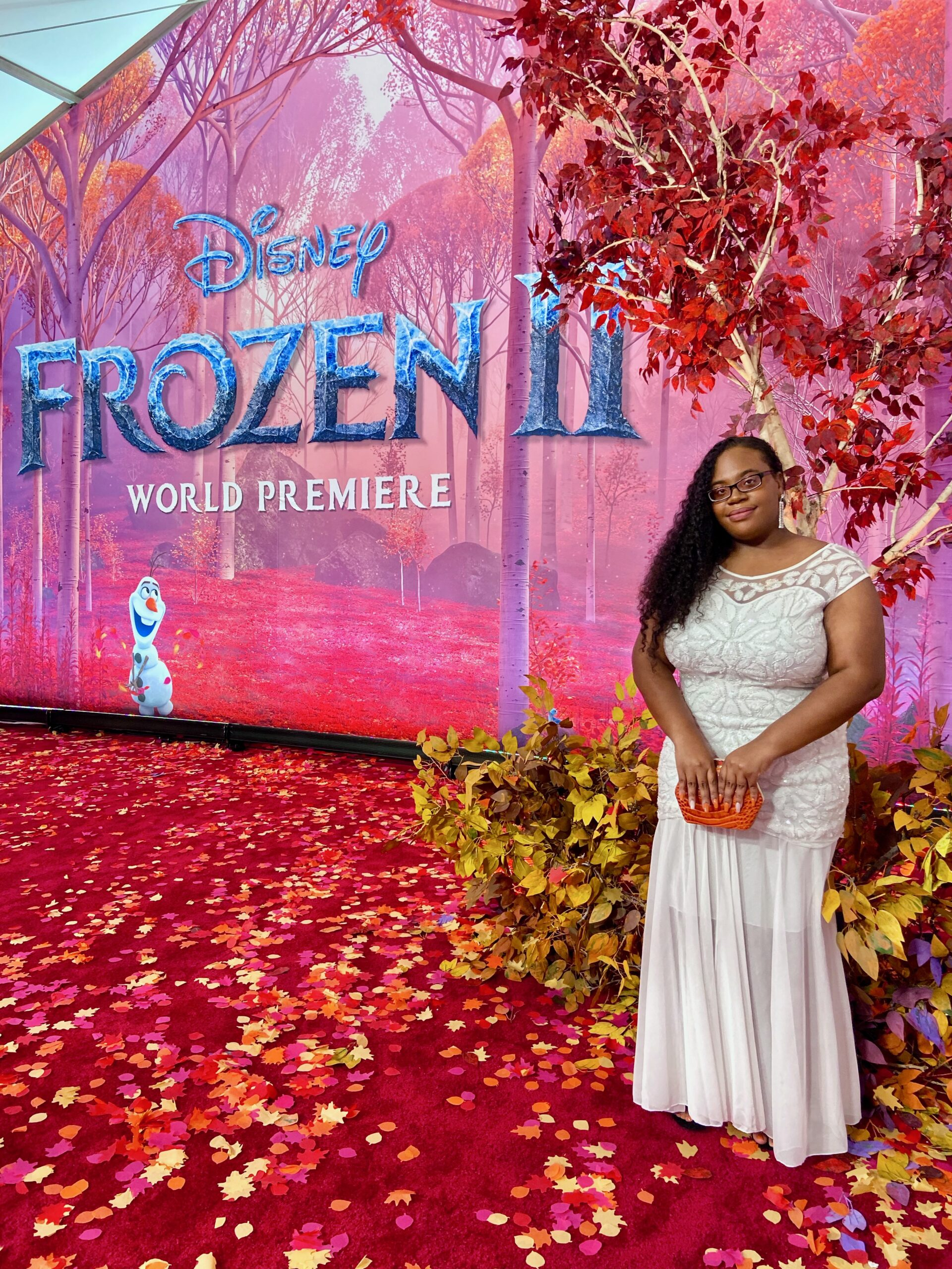 I Walk Red Carpets Like It Ain't A Thing Now (My Frozen 2 Red Carpet Premiere And After Party Experience Recap)