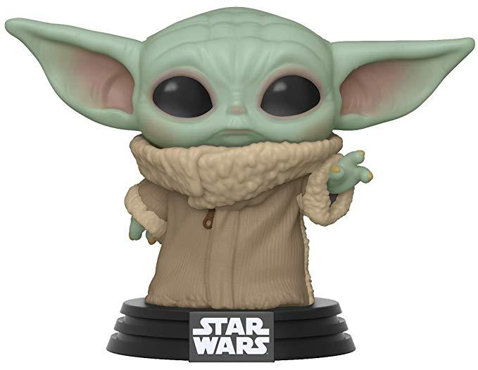 The Mandalorian Funko Pops - Baby Yoda