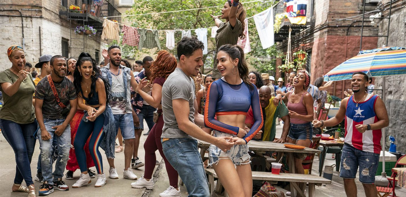 Stop What You're Doing And Watch The In The Heights Movie Trailer Right Now