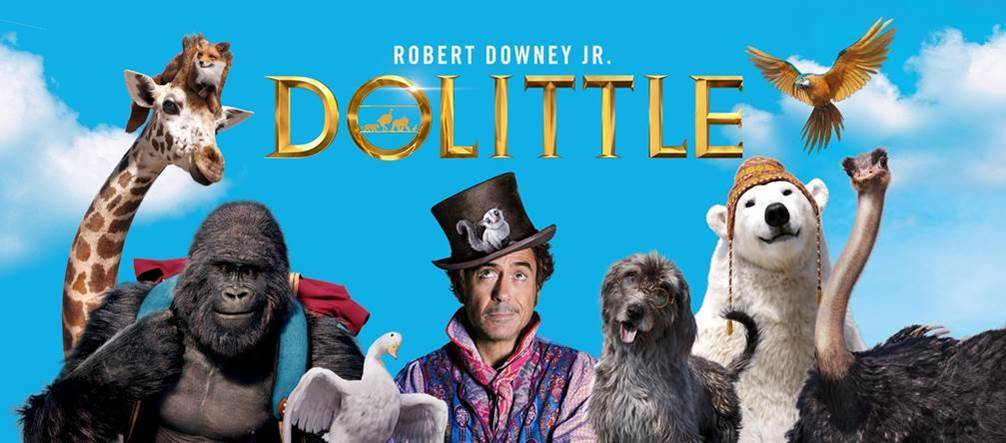 WTF? I'm Actually Excited To See Dolittle Now! I Just Watched The Trailer And WOW
