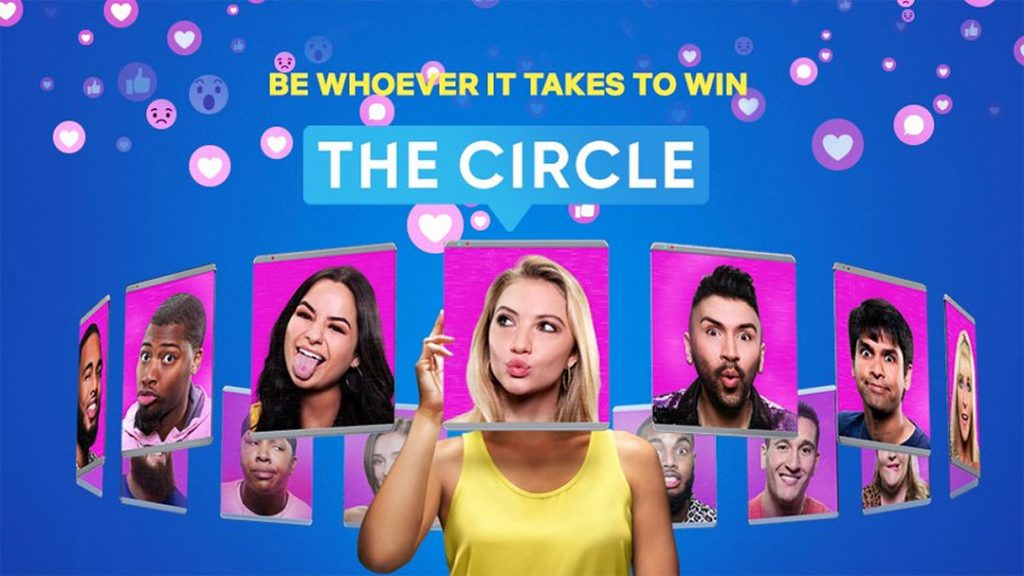 Listen, Sign Me Up For The Circle On Netflix Please! This Shit Mixxy On God And I Love It