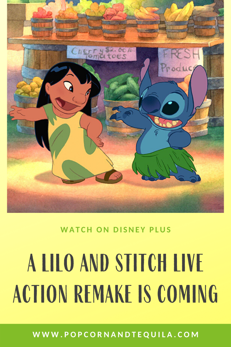 a lilo and stitch live action remake is coming
