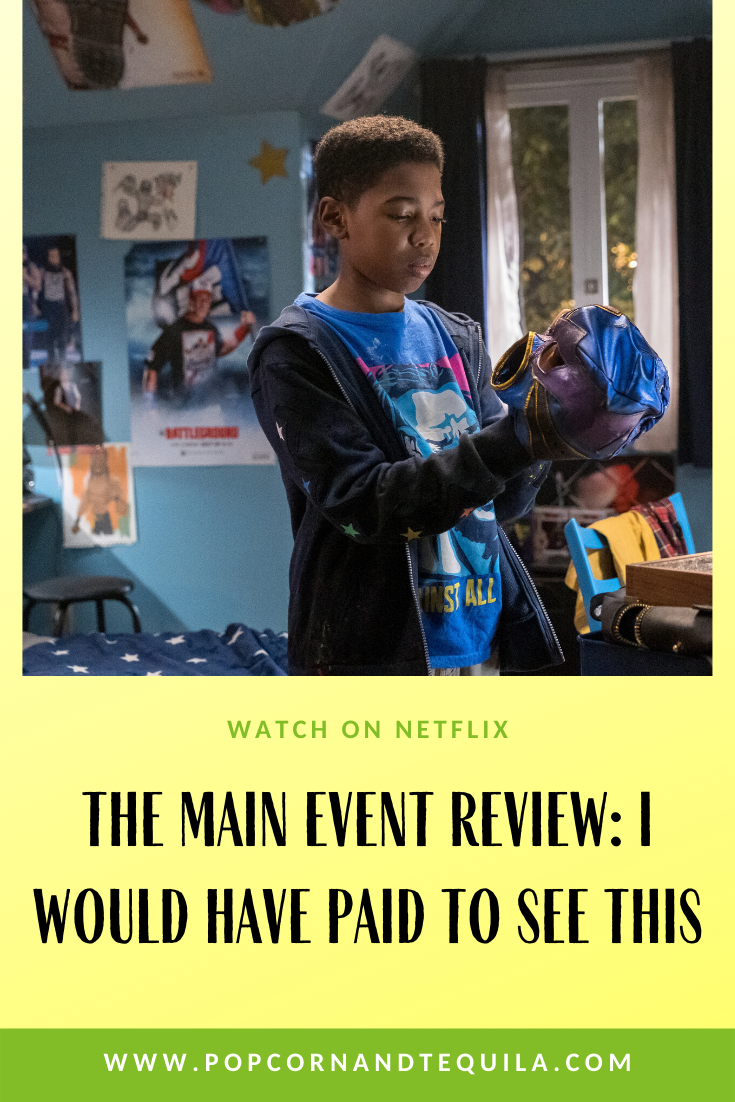 The Main Event On Netflix Review