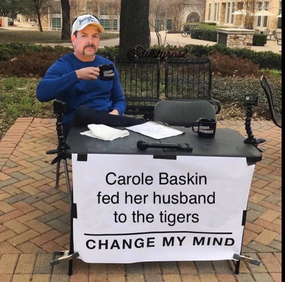 Tiger King Meme Netflix