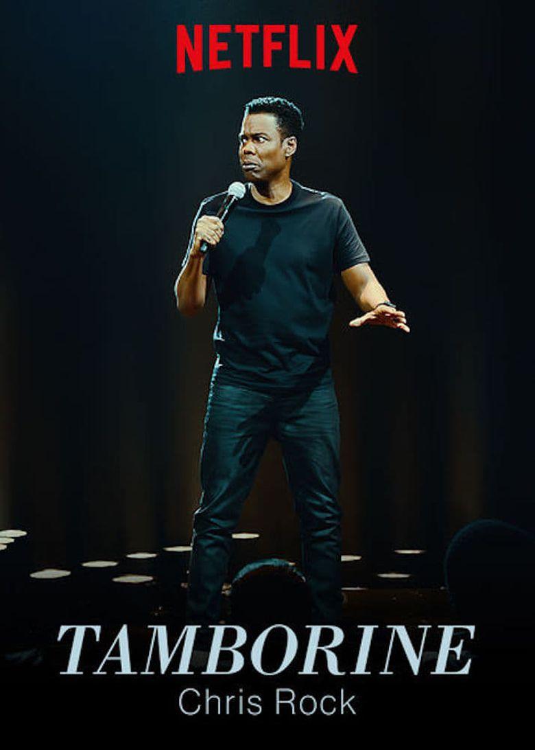Chris Rock Tamborine