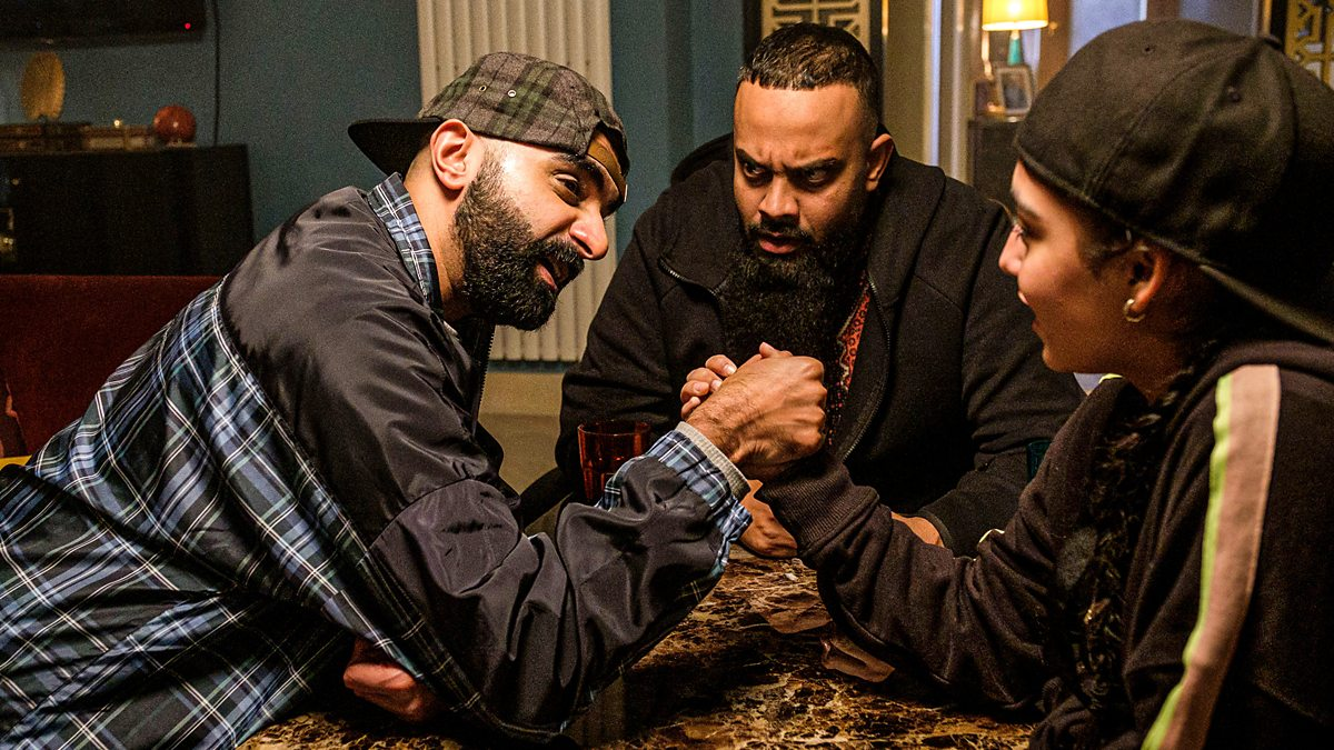 man like mobeen funny netflix shows