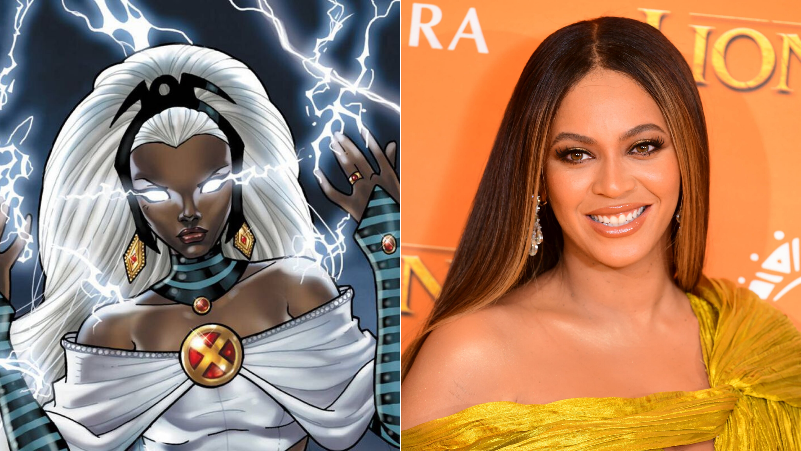 Here Are 9 Memes That Show How We All Feel About Beyonce Playing Storm In Black Panther 2