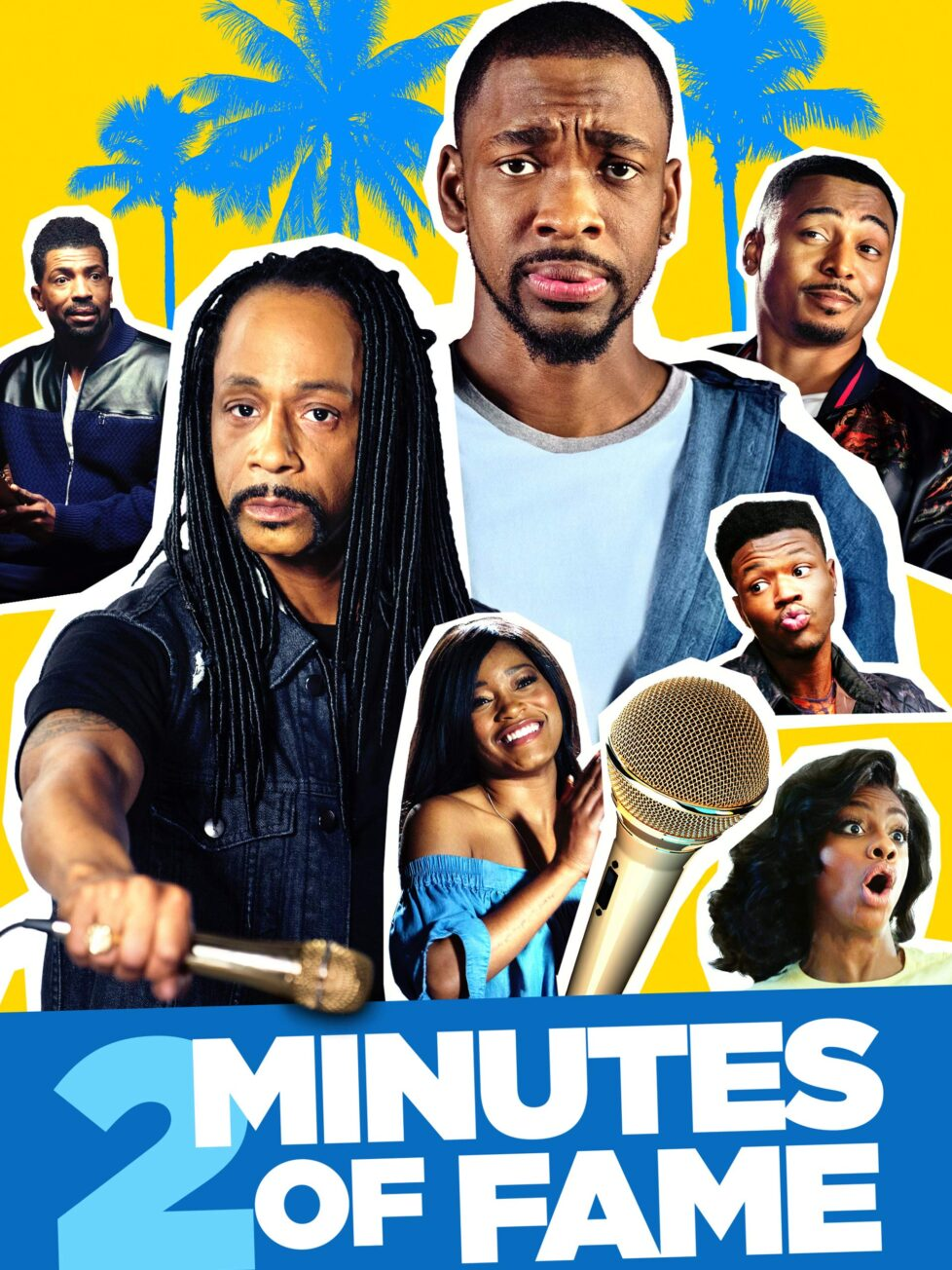 2 minutes of fame movie poster