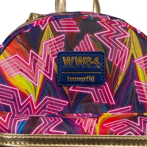 Wonder Woman 1984 Backpack Loungefly