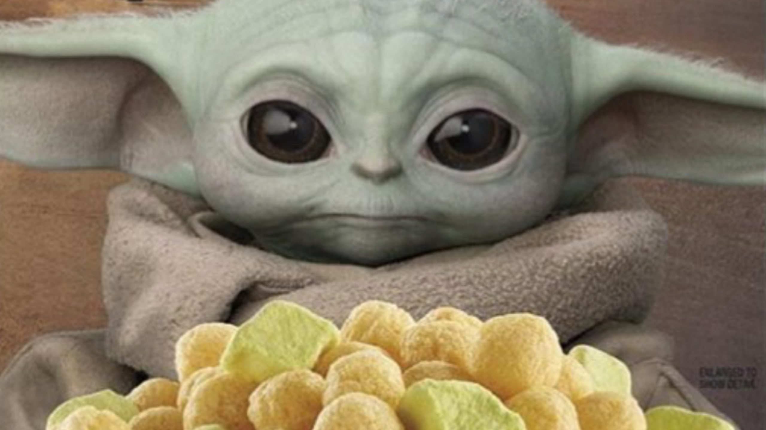 baby yoda cereal
