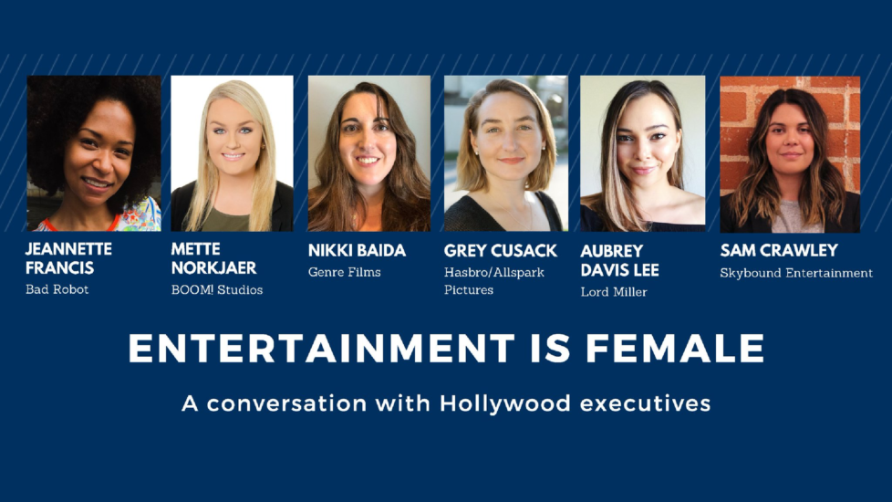 4 Great Pieces Of Advice From Entertainment Executives If You're Looking To Get Into The Industry