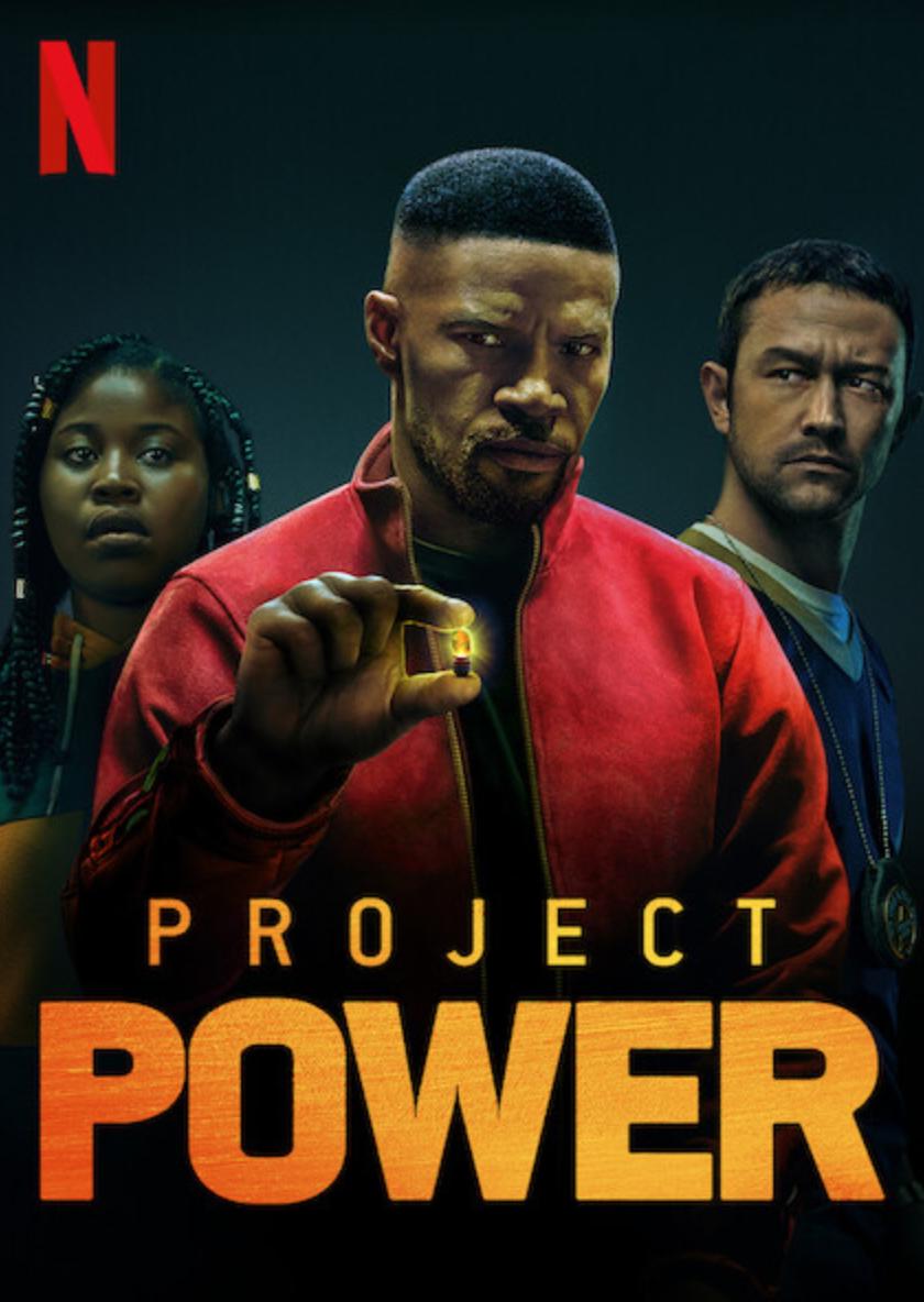 project power netflix poster