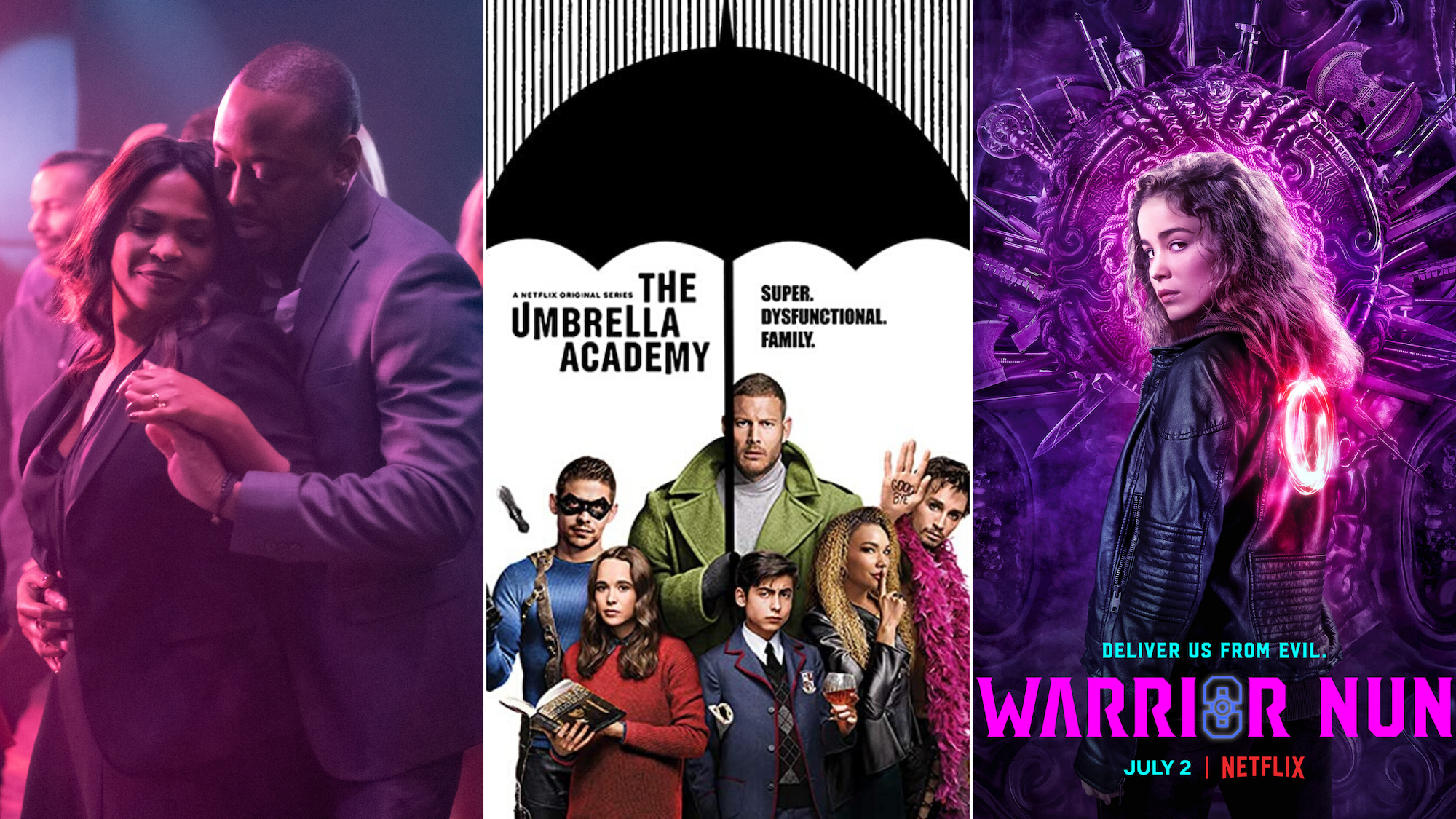 shows and movies to watch this month July 2020