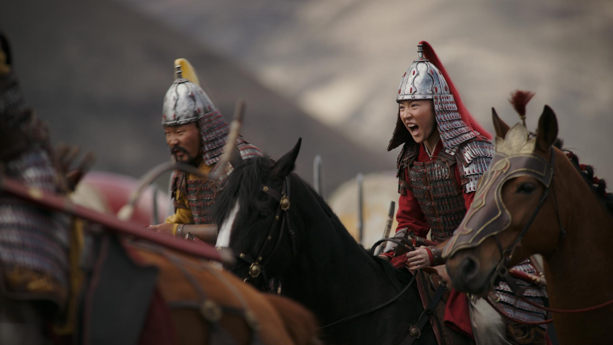 So I Know I Wasn't Happy About The Mulan Live Action Movie Before But After Watching This I'm Excited