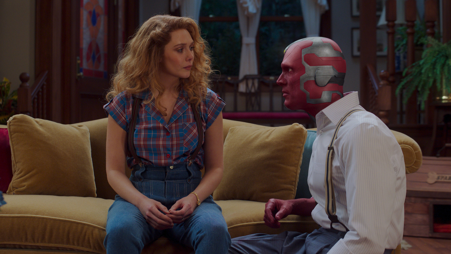 WandaVision Takes Us Through 5+ Decades Of Grief, Pain And Sitcoms (Season 1 Review)