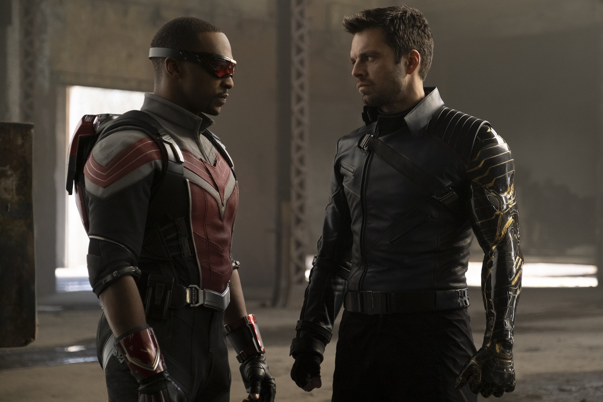 The Best Quotes From Marvel's Falcon And The Winter Soldier Series