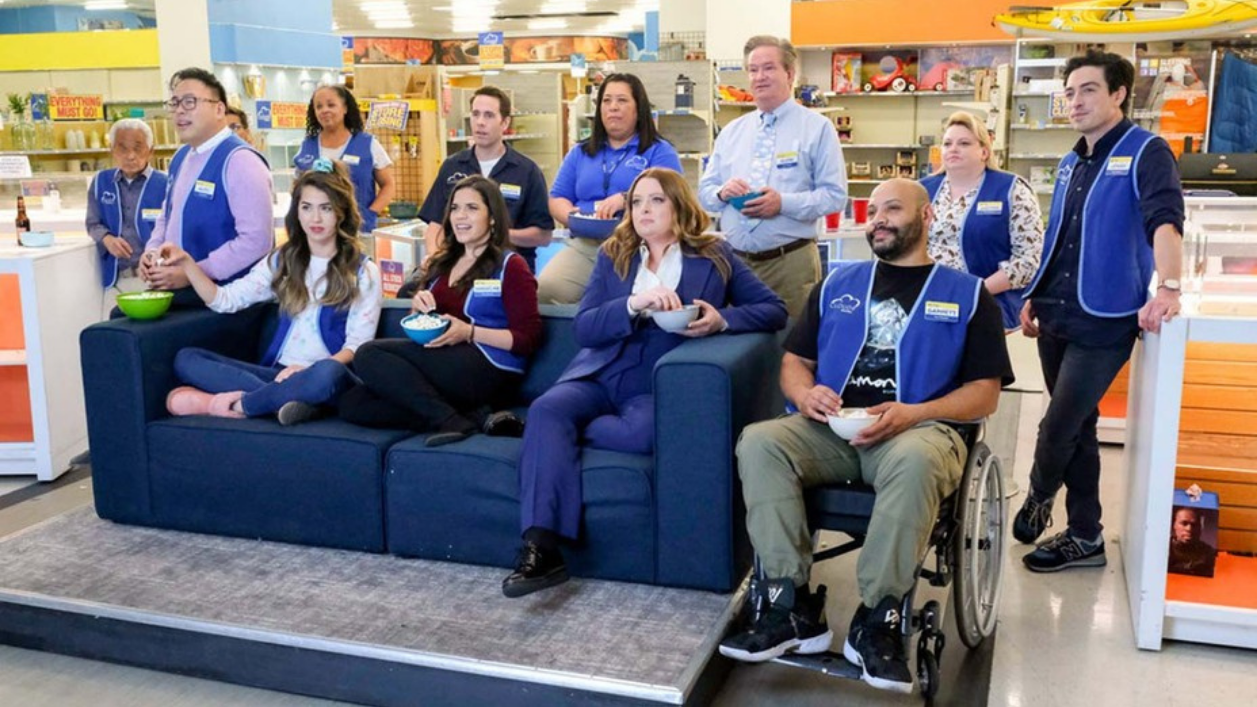 Why The Superstore Finale Made Me Tear Up Despite Quitting My Job In 2019 Before The Pandemic