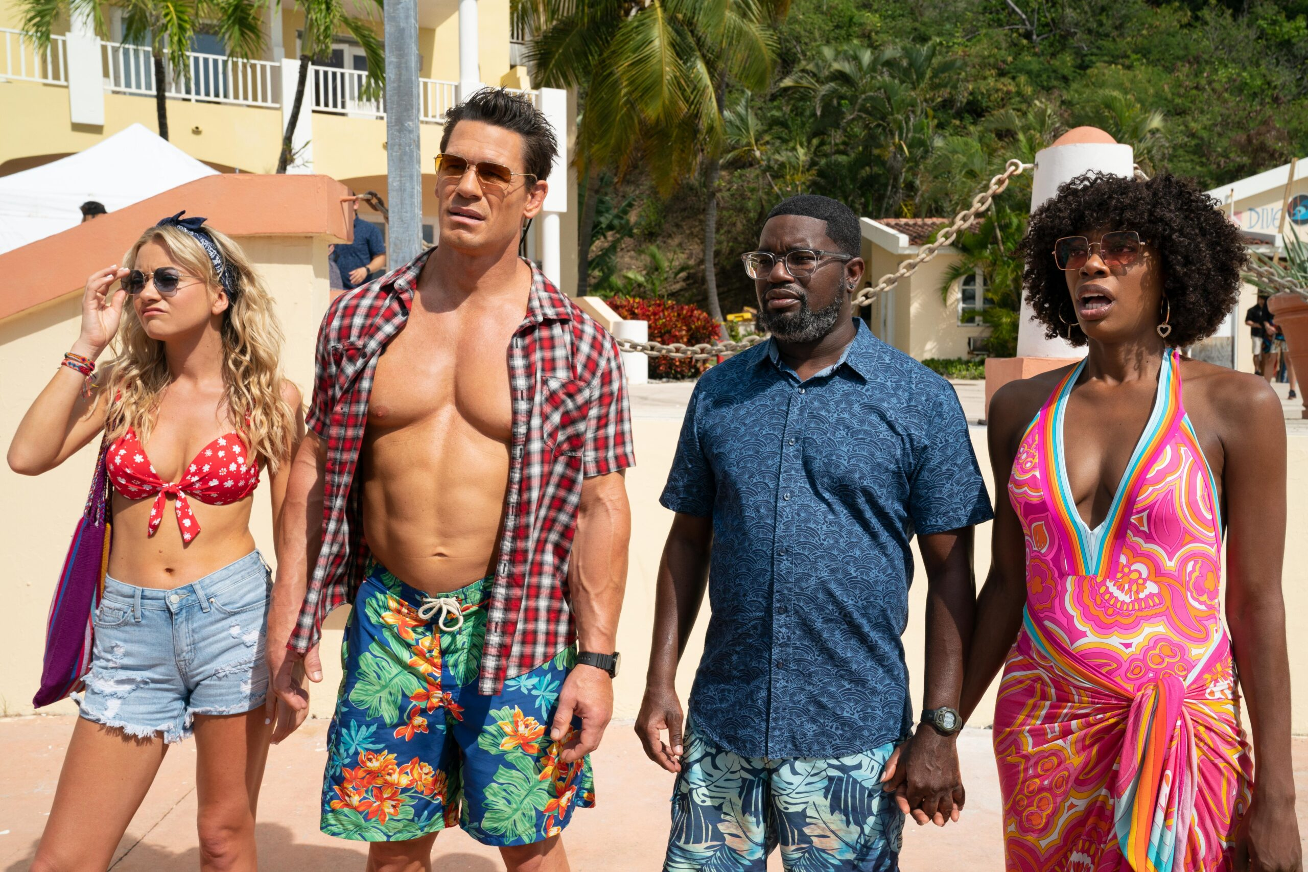 vacation friends movie review